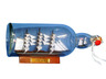 Cutty Sark Model Ship in a Glass Bottle 11 - 3