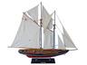 Wooden Bluenose Model Sailboat Decoration 35 - 1