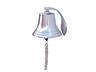 Chrome Hanging Harbor Bell 10 - 3