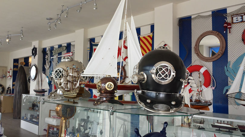 Handcrafted Model Ships Showroom