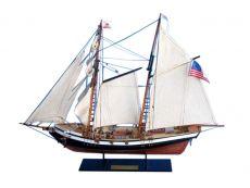 Wooden Californian Model Ship 24