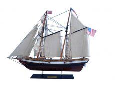 Wooden Lynx Model Ship 24\