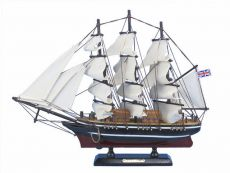 Wooden Cutty Sark Tall Model Clipper Ship 14