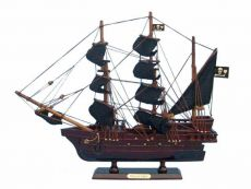 Wooden John Gows Revenge Pirate Ship Model 14