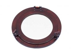 Deluxe Class Antique Copper Porthole Window 17