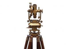 Floor Standing Brass Theodolite 62