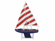 Wooden Decorative Sailboat Model Sailors Dream 12