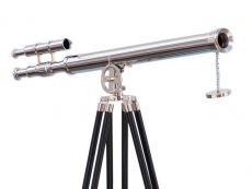 Floor Standing Chrome Griffith Astro Telescope 64