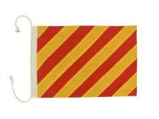 Letter Y Cloth Nautical Alphabet Flag Decoration 20