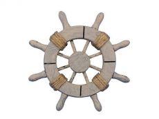 Rustic Decorative Ship Wheel 6