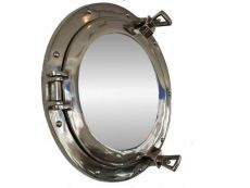 Decorative Chrome Portholes