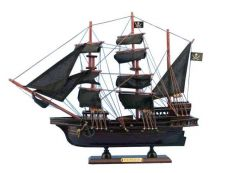 Wooden Calico Jacks The William Model Pirate Ship 14