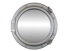 Silver Decorative Ship Porthole Window 20