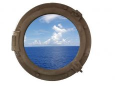 Decorative Porthole Windows