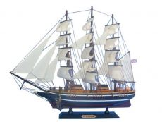 Wooden Cutty Sark Tall Model Clipper Ship 24\