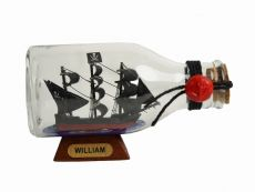 Calico Jacks The William Pirate Ship in a Bottle 5