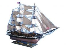 USS Constitution Limited Tall Model Ship 50