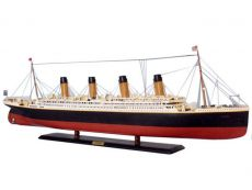 RMS Titanic Limited w- LED Lights Model Cruise Ship 50