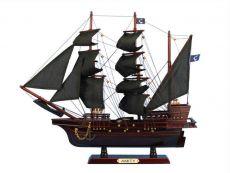 Wooden Thomas Tews Amity Model Pirate Ship 20