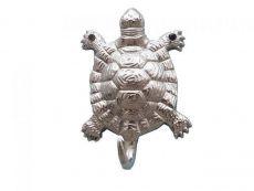 Chrome Turtle Hook 6