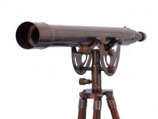 Antique Telescopes and Spyglasses