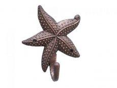 Antique Copper Starfish Hook 5