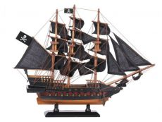 Wooden Whydah Gally Black Sails Limited Model Pirate Ship 15