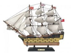 Wooden HMS Victory Limited Tall Ship Model 15\