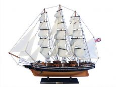 Wooden Cutty Sark Tall Model Clipper Ship 30