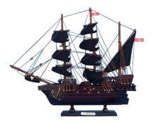 Wooden Henry Averys The Fancy Model Pirate Ship 14