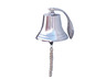 Chrome Hanging Harbor Bell 10 - 3