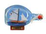 America Sailboat in a Glass Bottle 7 - 3