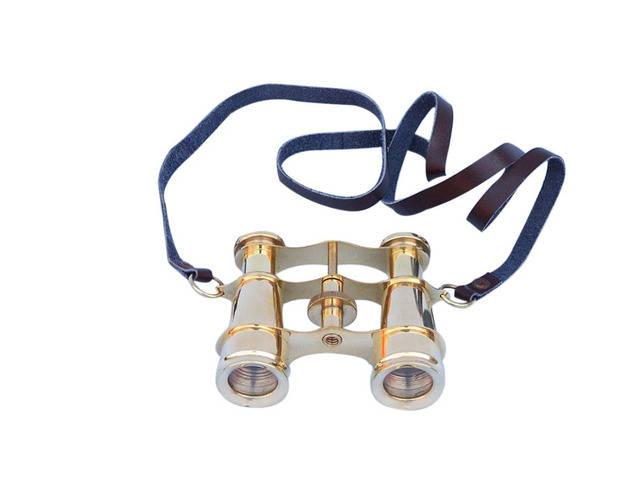 Scouts Solid Brass Binoculars 4