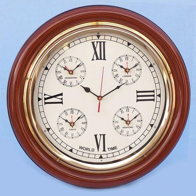 Five time clock 16