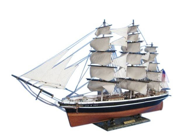 Star of India Limited Tall Model Ship 50