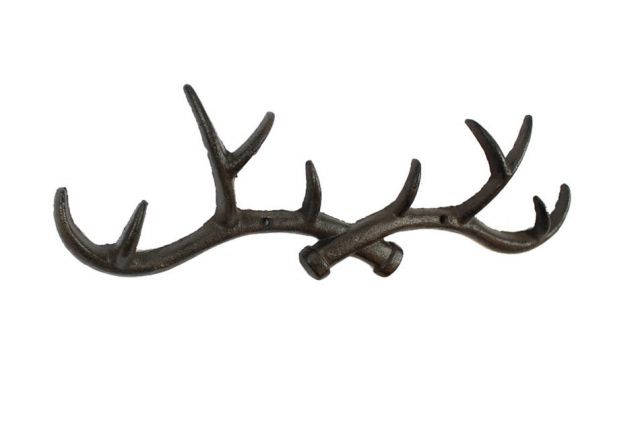 Cast Iron Antler Wall Hooks 15