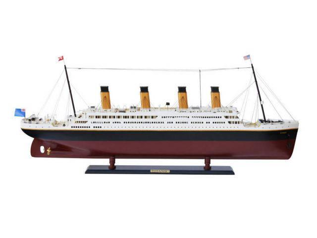 RMS Titanic Model Cruise Ship 50