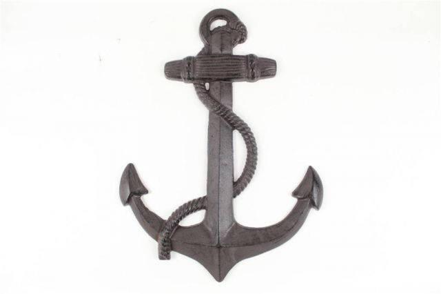 Cast Iron Anchor 17