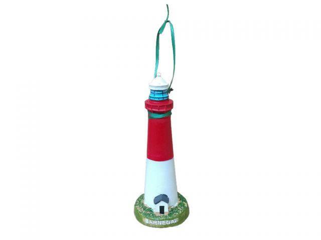 Barnegat Lighthouse Christmas Ornament 8