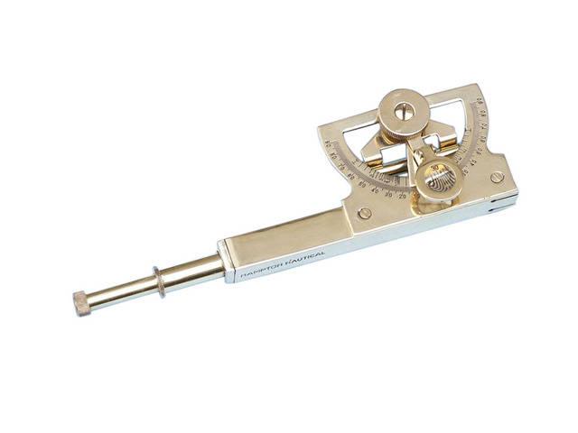 Brass Abney Level 7