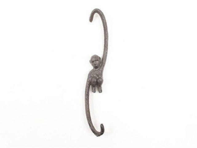 Cast Iron Monkey Hook 10