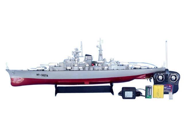 Ready To Run Military Remote Control Model Battleship 28