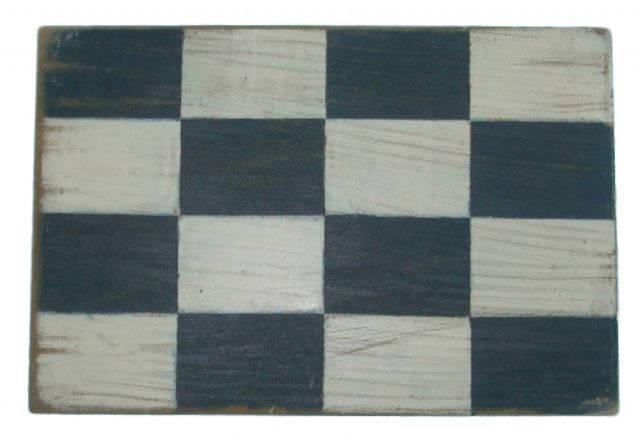 Letter N Rustic Wooden Nautical Alphabet Flag Decoration 16