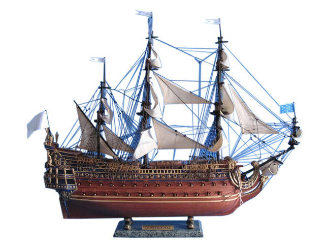 Soleil Royal Limited Tall Model Ship 32
