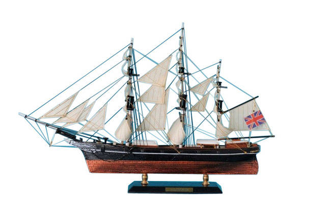 Star of India Limited Tall Model Clipper Ship 15