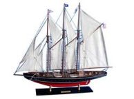 Wooden Atlantic Limited Model Sailboat 32\
