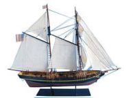 Wooden Dapper Tom Model Ship 24\