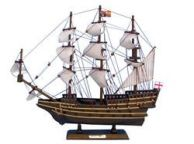 Wooden Sovereign of the Seas Tall Model Ship 14\