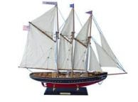 Wooden Atlantic Limited Model Sailboat 25\