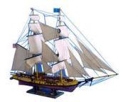 Wooden Brig Niagara Limited Tall Model Ship 36